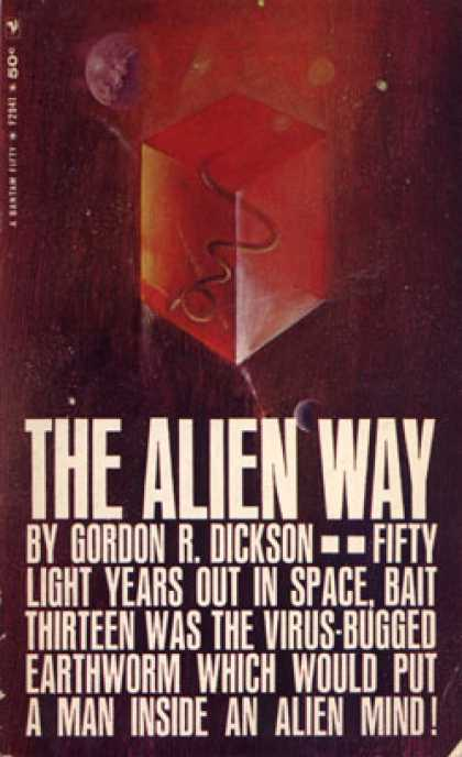 Bantam - The Alien Way - Gordon R. Dickson