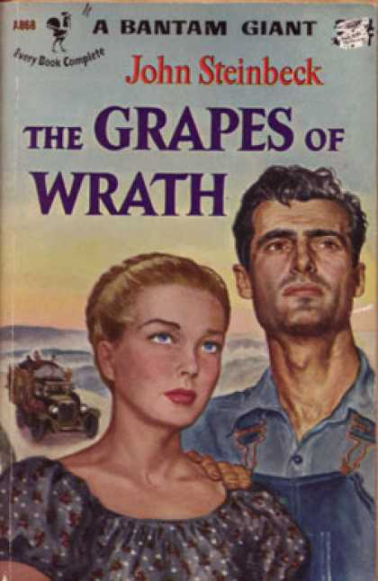 Bantam - The Grapes of Wrath - R. F. Delderfield