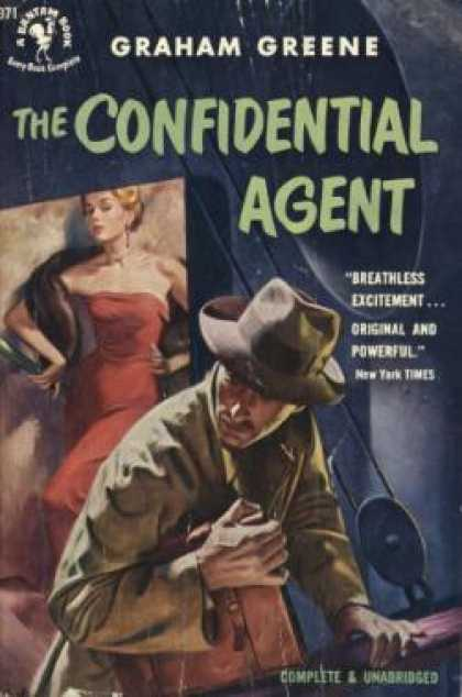Bantam - The Confidential Agent