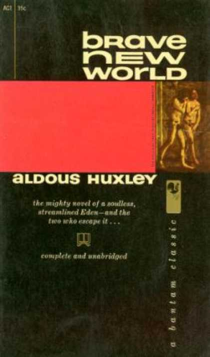 Bantam - Brave New World - Aldous Huxley