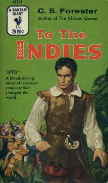 Bantam - To the Indies - C. S. Forester