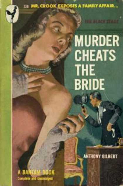 Bantam - Murder Cheats the Bride