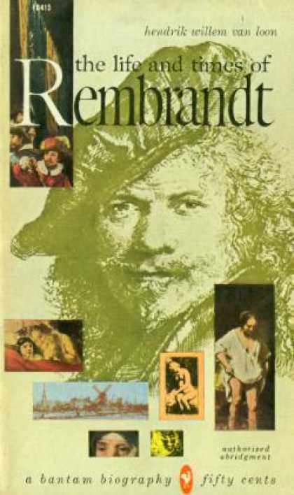 Bantam - The Life and Times of Rembrandt