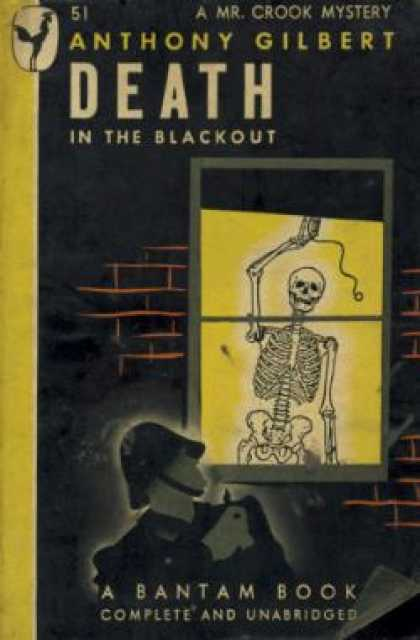 Bantam - Death In the Blackout - Anthony Gilbert