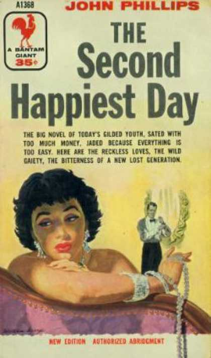 Bantam - The Second Happiest Day - John Phillips