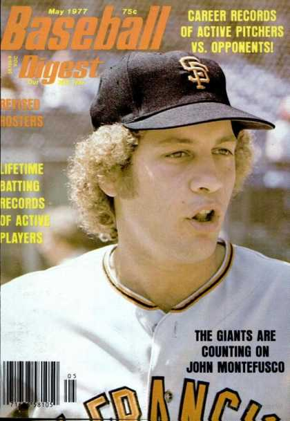Baseball Digest - May 1977
