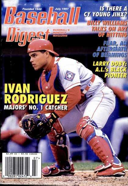 Baseball Digest - July 1997