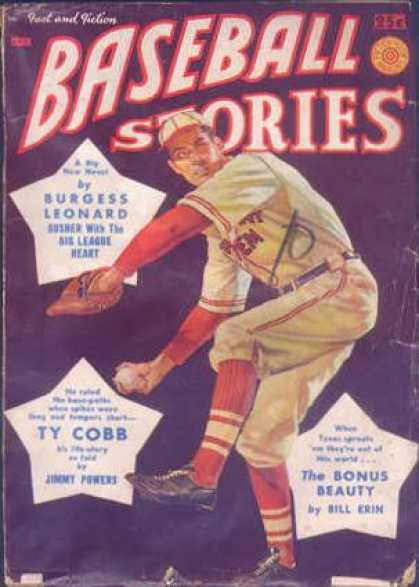 Baseball Stories - Fall 1947