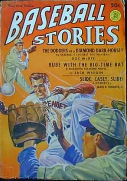 Baseball Stories - Summer 1941