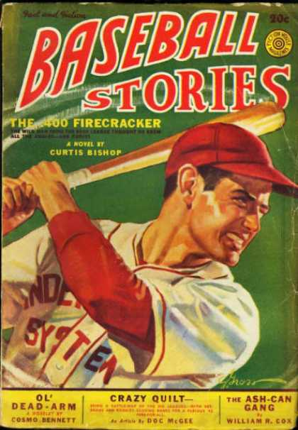 Baseball Stories - Summer 1942