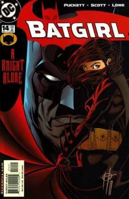 Batgirl 14 - Dc - Dc Comics - Batman - Bat-girl - A Knight Alone