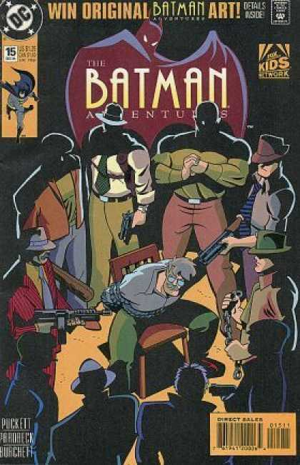 Batman Adventures 15