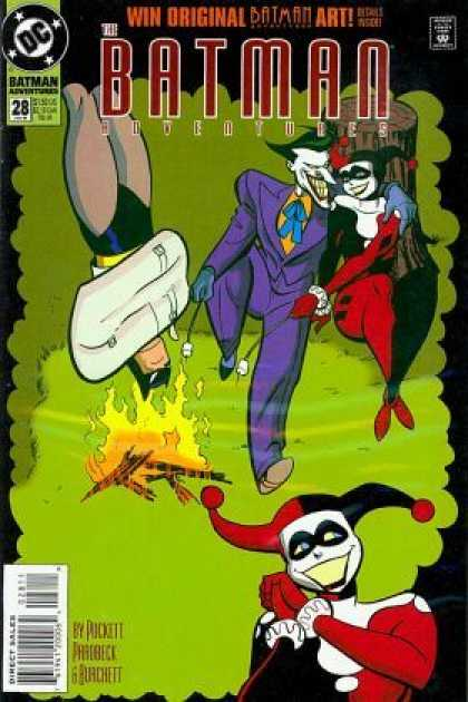 Batman Adventures 28 - Harley Quinn - Joker