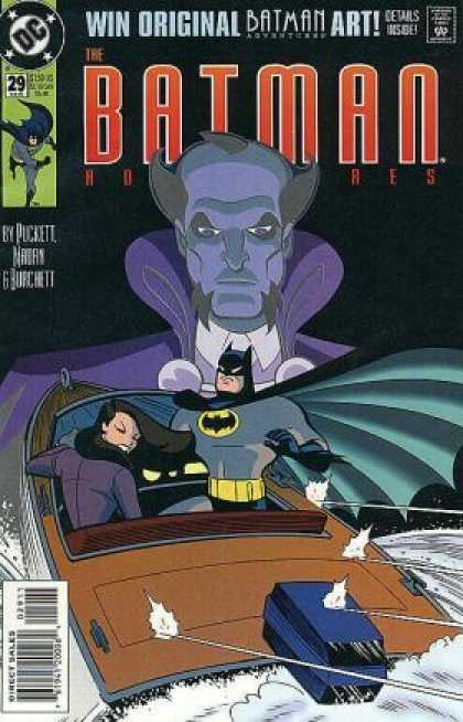 Batman Adventures 29 - Ras Al Ghul
