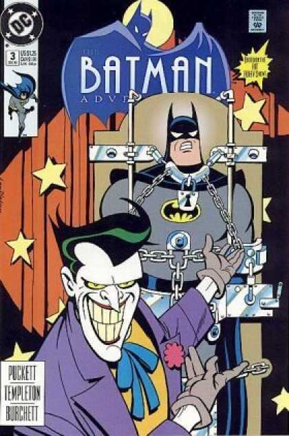 Batman Adventures 3 - Bruce Timm, Ty Templeton