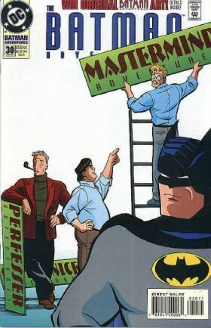 Batman Adventures 30