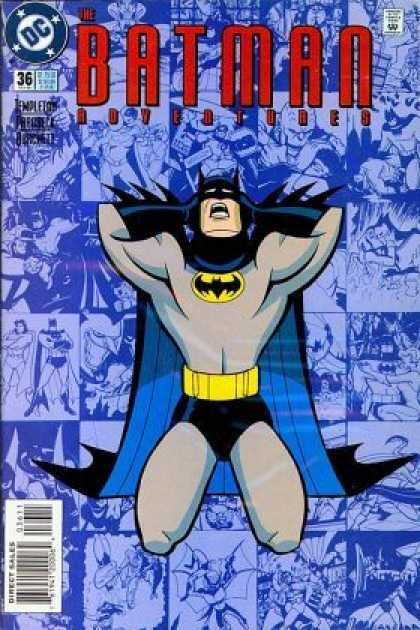 Batman Adventures 36 - Dc - Approved By The Comics Code - Direct Sales - Super-hero - Joker
