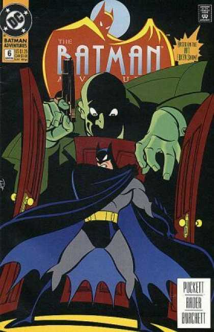 Batman Adventures 6 - Dc - Costume - Superhero - Gun - Comics Code
