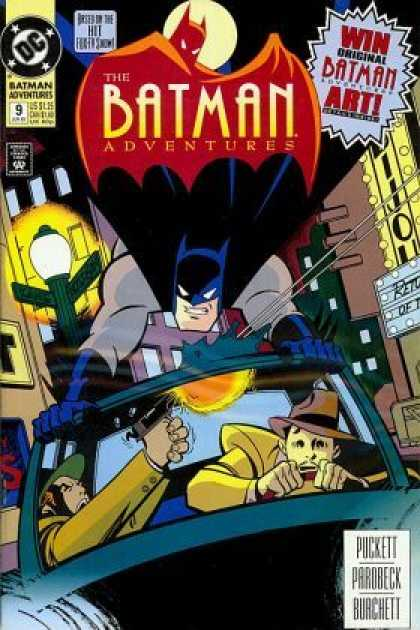 Batman Adventures 9 - Dean Haspiel