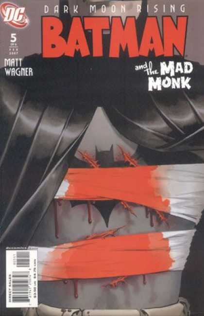 Batman and the Mad Monk 5 - Matt Wagner