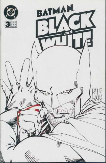 Batman: Black and White 3 - Barry Windsor-Smith