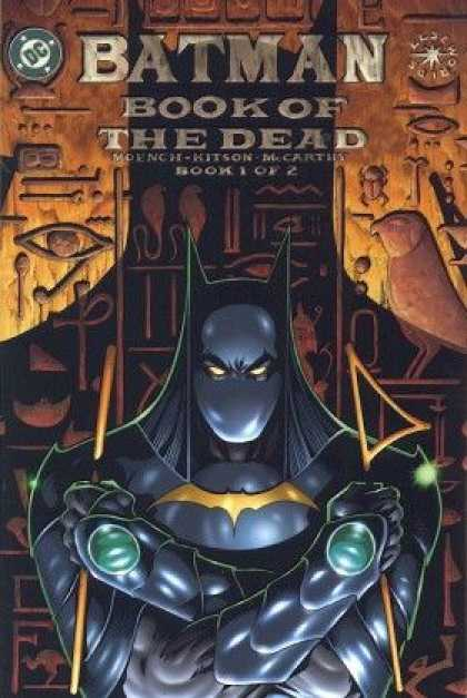 Batman: Book of the Dead 1 - Barry Kitson