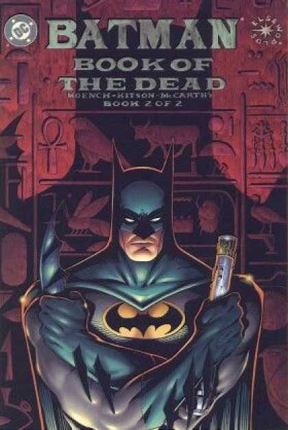 Batman: Book of the Dead 2 - Barry Kitson