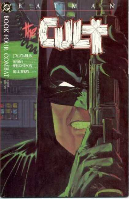 Batman: Cult 4
