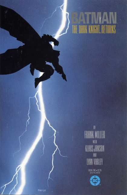 Batman: Dark Knight Returns 1