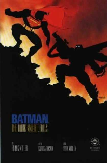 Batman: Dark Knight Returns 4