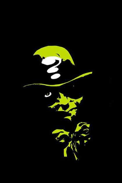 riddler question mark. Riddler - Question Mark