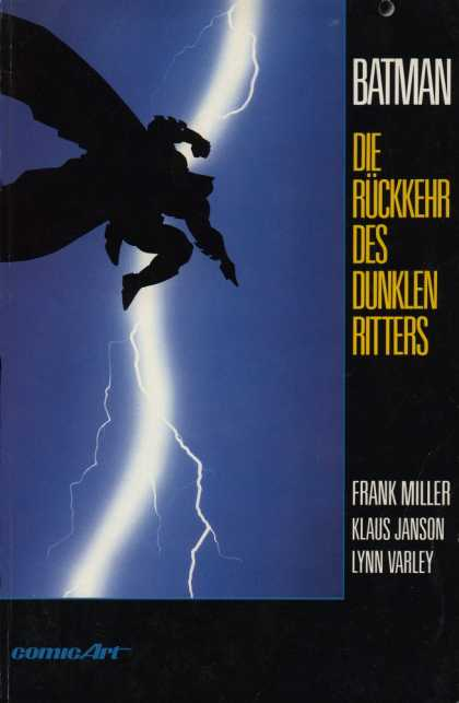 Batman (German) 1