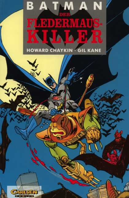 Batman (German) 12
