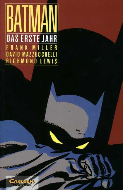 Batman (German) 4
