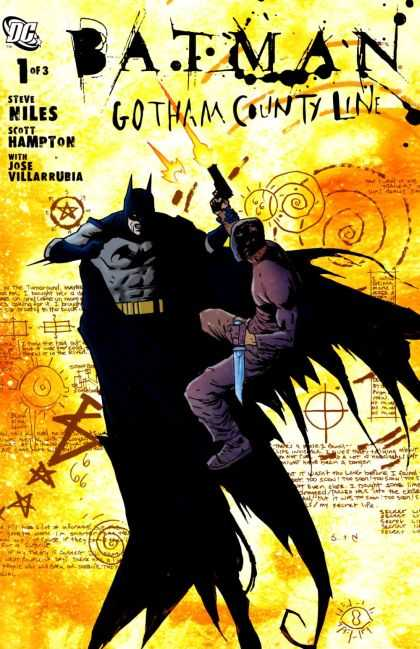 Batman: Gotham County Line 1 - Jose Jimenez-Momediano, Scott Hampton