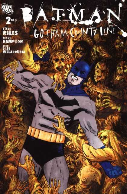 Batman: Gotham County Line 2 - Jose Jimenez-Momediano, Scott Hampton