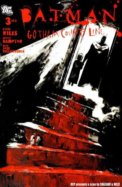 Batman: Gotham County Line 3 - Scott Hampton