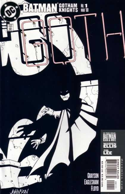 Batman: Gotham Knights 1