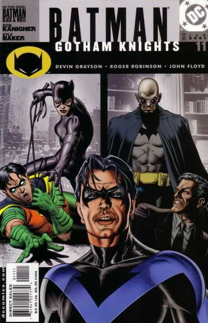 Batman: Gotham Knights 11 - Brian Bolland