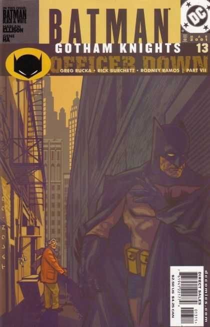 Batman: Gotham Knights 13