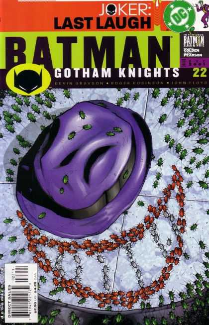Batman: Gotham Knights 22 - Ed McGuinness