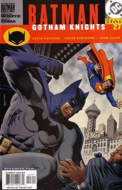 Batman: Gotham Knights 27 - Brian Bolland