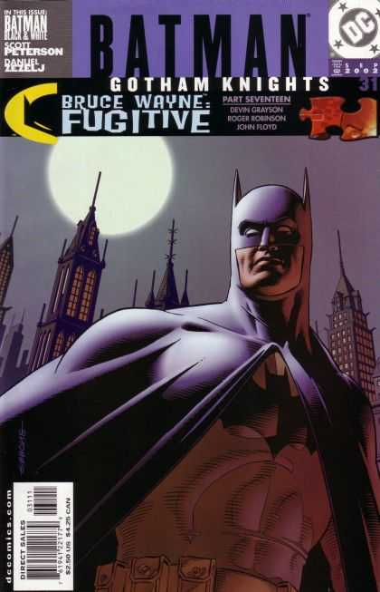 Batman: Gotham Knights 31 - Dave Gibbons