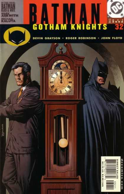 Batman: Gotham Knights 32 - Brian Bolland