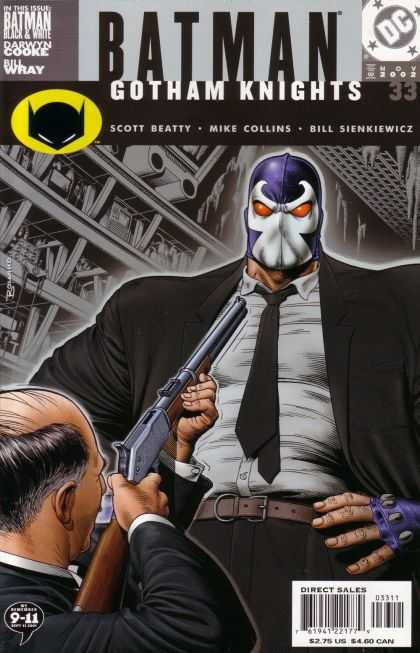 Batman: Gotham Knights 33 - Brian Bolland