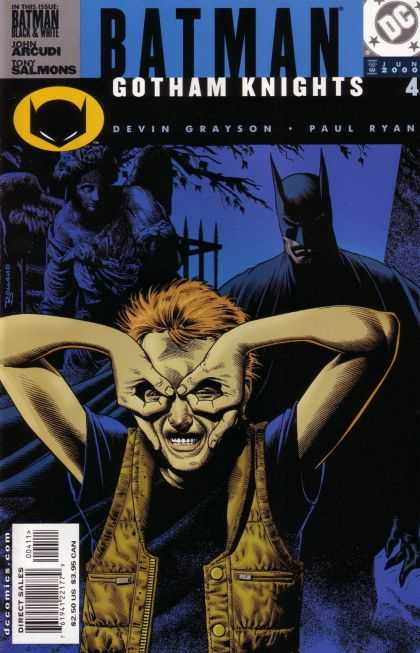 Batman: Gotham Knights 4 - Brian Bolland