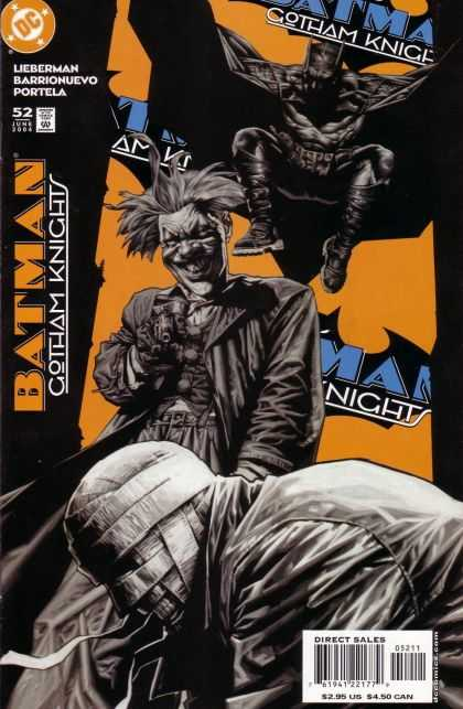 Batman: Gotham Knights 52
