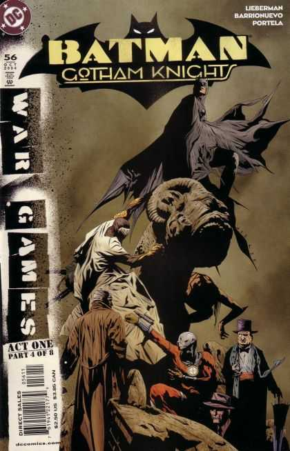 Batman: Gotham Knights 56 - Jae Lee