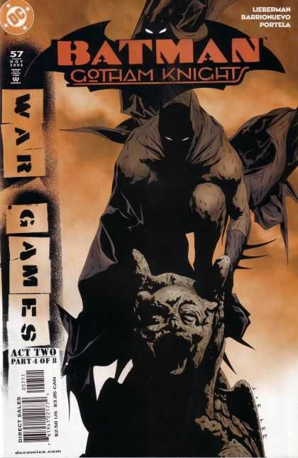 Batman: Gotham Knights 57 - Jae Lee