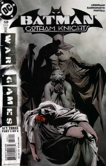 Batman: Gotham Knights 58 - Jae Lee